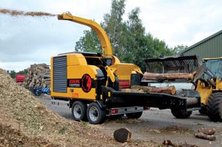 Woodchipper.